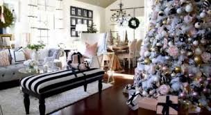 living rooms decorated for christmas homegoods living room