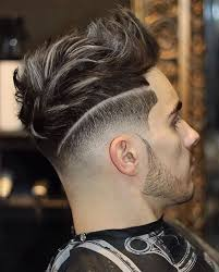 curly shaved side hair mens hairstyles shaved side and men on haircuts sides haircut