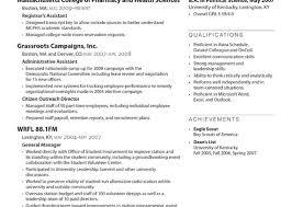 resume relevant skills lukex co