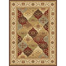 decorating patchwork round rug by area rugs lowes for floor