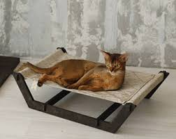 Modern Cat Bed Furniture by Cat Hammock Hanging Sisal Lapin Cat Furniture Cat Bed