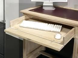 bureau chene bureau chene blanchi petit bureau luc racalisac en chane de style