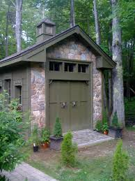 garden shed in gray maine fine homebuilding