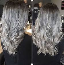 high lighted hair with gray roots balayage hair everything you need to know grazia