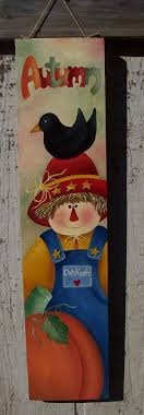 artwork on wooden boards best 25 scarecrow painting ideas on diy scarecrow