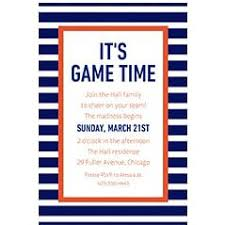 college invitations sports party invitations party city