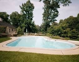 small swimming pools are making a return to yard designs pics on