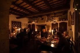 cena al lume di candela cena al lume di candela di proceno
