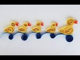 paper quilling birds tutorial quilling made easy how to make quilled bird paper quilling