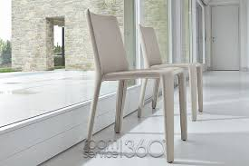 flag ultra modern italian dining set by bonaldo made in italy