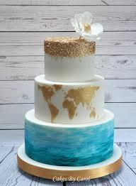 wedding cake pelangi travel wedding theme by carol theme cakes