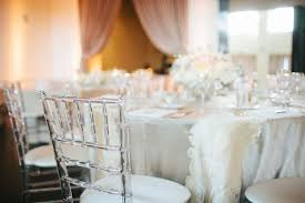 clear chiavari chairs clear chiavari chairs with white linens