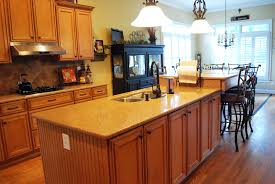 kitchen bars and islands kitchen marvelous l shape kitchen design using black wood country