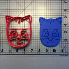 masks catboy 101 cookie cutter