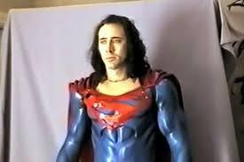 nicolas cage u0027s failed superman movie good