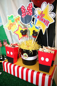 66 best mickey mouse clubhouse birthday ideas images on pinterest