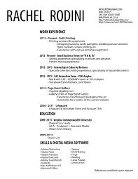 cover letter seamstress resume seamstress resume sample