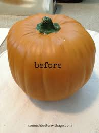 styrofoam pumpkins vintage chalk paint pumpkins so much better with age