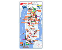 detailed map of new york maps of new york detailed map city tourist amazing manhattan