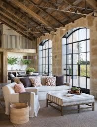 home fashion interiors bernhardt interiors for a farmhouse living room with a striped