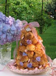 120 best croquembouche images on pinterest croquembouche french