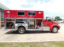kenworth automatic trucks 1999 american fire kenworth heavy rescue used truck details