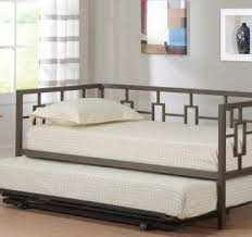 adorable appereance and designs daybed with pop up trundle bed