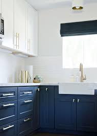 french blue kitchen cabinets contemporary kitchen hard wearing linoleum flooring kitchen paint