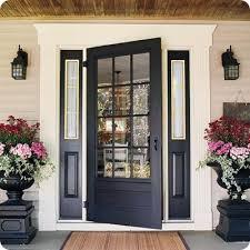 Plain Exterior Doors Stunning Plain Exterior Doors With Glass Wonderful Front Doors