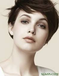 best hairstyle for large nose big nose short hair best short hair 2017