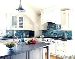 blue glass kitchen backsplash mosaic tile tiles subscribed me