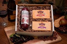 Cheese Gift Homestead Wisconsin Cheese Simple Elegance Wisconsin Cheese Gift Box