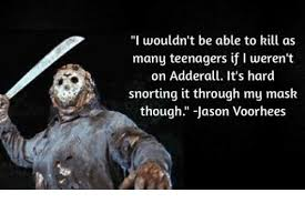 Jason Voorhees Meme - i wouldn t be able to kill as many teenagers if i weren t on