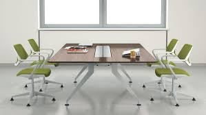 Contemporary Conference Tables by Contemporary Conference Table Steel Melamine Laminate 4 8