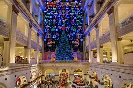 When Does The White House Get Decorated For Christmas The Top Places To View Holiday Lights In Philadelphia For 2017
