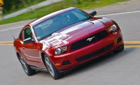 2010 ford mustang v6 0 60 2010 ford mustang v6 second take reviews car and driver