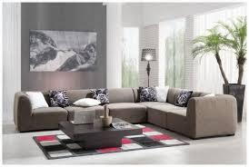 contemporary living room ideas black velvet throw pillows round