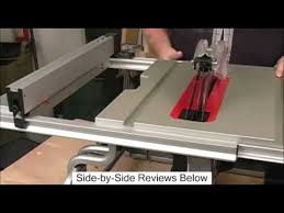 Bosch Table Saw Review by Bosch 4100 09 Table Saw W Gravity Rise Stand Reviews Youtube