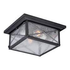 Outdoor Flush Mount Ceiling Lights Outdoor Ceiling Lighting Exterior Light Fixtures In Bronze