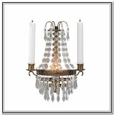 Crystal Candle Sconces Shannon Crystal Candle Holders Macys Home Design Ideas