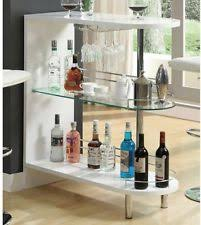 Wine Bar Furniture Modern by Bar Cabinet Ebay