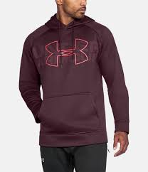 men u0027s maroon hoodies u0026 sweatshirts under armour us