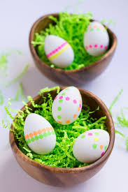 decorative easter eggs ways to decorate easter eggs without dye