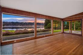 Rambler Home Mid Century Rambler On Mercer Island Washington Luxury Homes