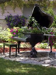 48 best piano garden images on pinterest music old pianos and