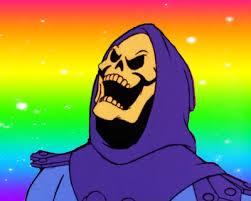Heyyeyaaeyaaaeyaeyaa Know Your Meme - skeletor sings he man sings heyyeyaaeyaaaeyaeyaa know your meme