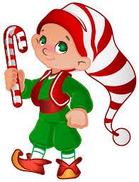 elf santa helper transparent png clip art image gallery