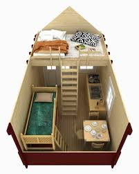 Free Tiny House Floor Plans Lovely Free Tiny House Plans With Loft 20 With Additional Small