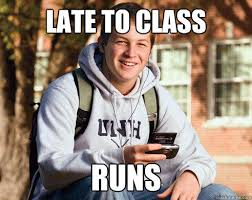 College Guy Meme - college freshman know your meme