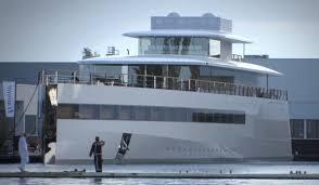 steve jobs home interior late apple ceo steve jobs u0027 yacht u0027venus u0027 launches pursuitist